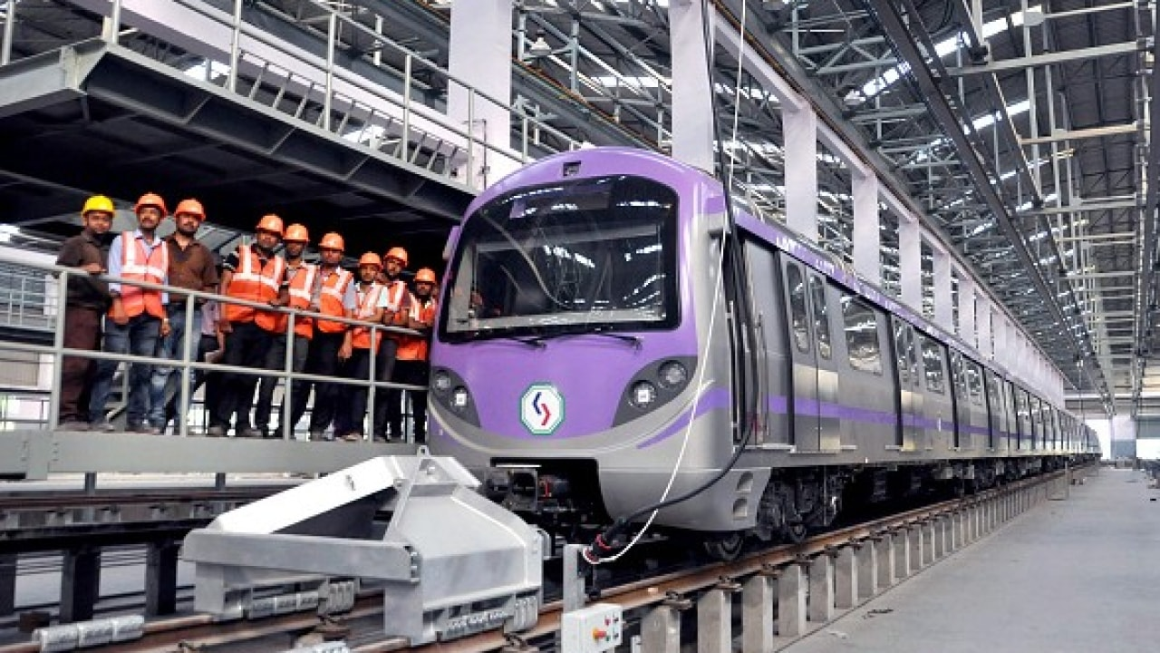 Why is Kolkata Metro Work So Slow?