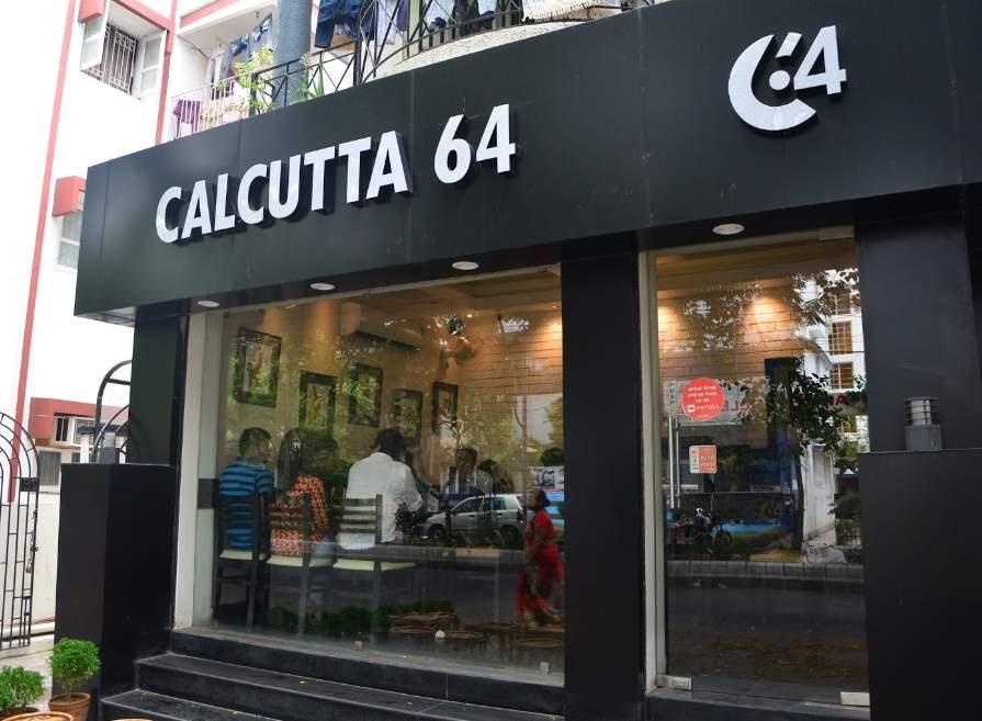 Calcutta 64, Best Cafe in Kolkata