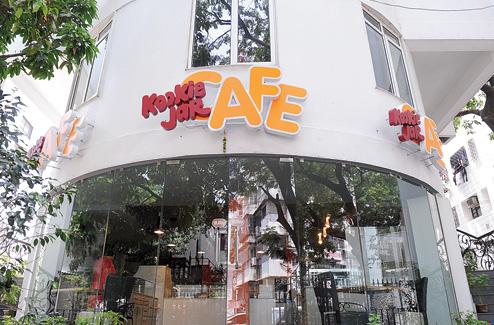 Kookie Jar Cafe, Kolkata Kookie Jar