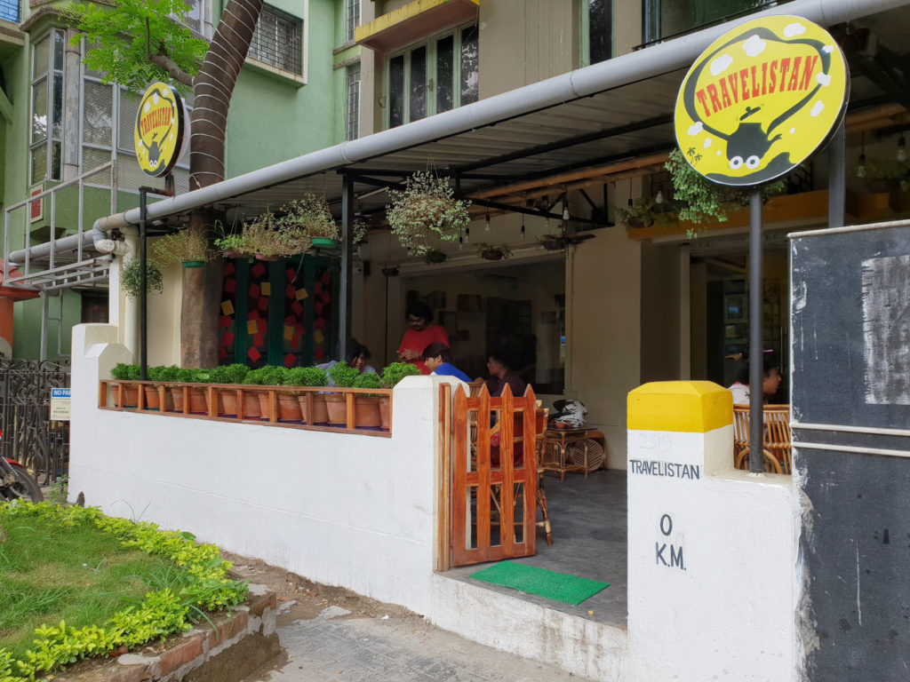 Kolkata Cafe, Travelistan, Inexpensive Kolkata Cafe