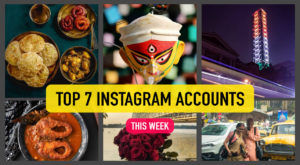 Top 7 Instagram Accounts That Got Featured on Kolkata Sutra This Week!