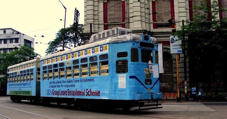 Trams of Kolkata