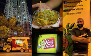 This Food Truck Startup From Kolkata Serves Budget Kebabs That Are Out of This World